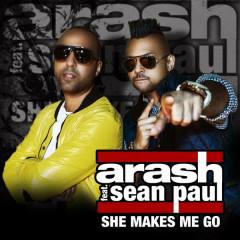 She Makes Me Go - Arash