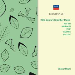20th-Century Chamber Music - Wiener Oktett
