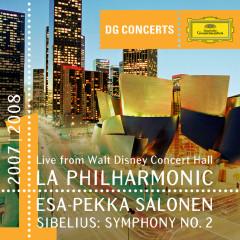 DG Concerts LA 1 Sibelius: Symphony No.2 - Los Angeles Philharmonic, Esa-Pekka Salonen