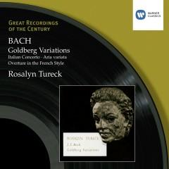 Goldberg Variations etc - Rosalyn Tureck