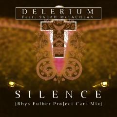 Silence (feat. Sarah McLachlan) [Rhys Fulber Project Cars Mix] - Delerium, Sarah McLachlan