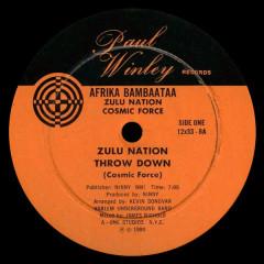 Zulu Nation Throw Down - Various Artists