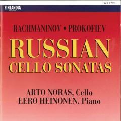 Russian Cello Sonatas - Arto Noras, Eero Heinonen
