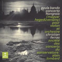 Bando: Concerto hongrois pour violon et orchestre - Christian Ferras
