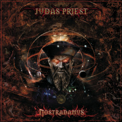 Nostradamus - Judas Priest