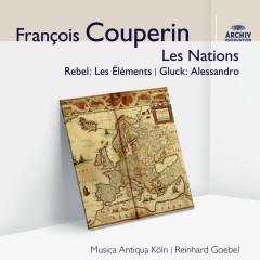 Couperin Les Nations; Rebel; Gluck - Musica Antiqua Koln, Reinhard Goebel