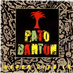 Never Give In - Pato Banton