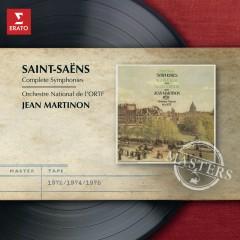 Saint-Saens: Complete Symphonies - Jean Martinon