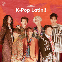 K-POP LATIN! - Various Artists