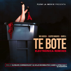 Te Boté: Electrónica Remixes - Nio Garcia, Casper, Darell