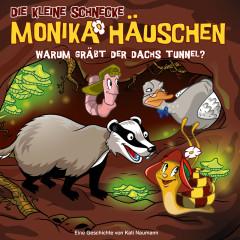 58: Warum gräbt der Dachs Tunnel? - Die kleine Schnecke Monika Häuschen