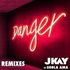 Danger (Cahill Remixes) - JKAY, Shola Ama