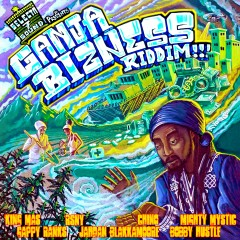 Ganja Bizness Riddim - Various Artists