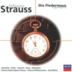 Strauss, J. II: Die Fledermaus - highlights - Gundula Janowitz, Renate Holm, Wolfgang Windgassen, Eberhard Wächter, Karl Böhm