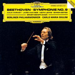 Beethoven: Symphony No.9 - Julia Varady, Jard van Nes, Keith Lewis, Simon Estes, Berliner Philharmoniker