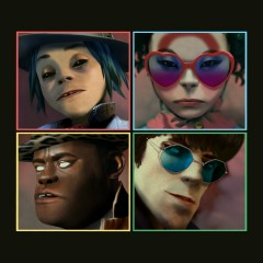 Humanz (Deluxe) - Gorillaz