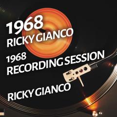 Ricky Gianco - 1968 Recording Session - Ricky Gianco
