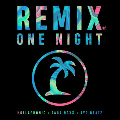 One Night (The Remixes) - Hollaphonic, Jada Roxx, Ayo Beatz
