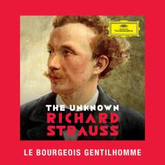 Strauss: Le Bourgeois Gentilhomme - Peter Ustinov, Bodil Arnesen, Christa Mayer, Florian Cerny, via-nova-Chor München
