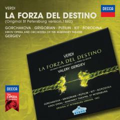 Verdi: La Forza del Destino - Galina Gorchakova, Gegam Grigorian, Nikolai Putilin, Mikhail Kit, Olga Borodina