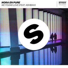 We Found Love (Single) - Nora En Pure