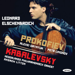 Prokofiev & Kabalevsky - Leonard Elschenbroich