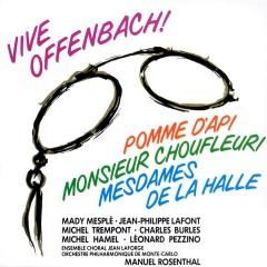 Offenbach - Pomme D'Api, Monsieur Choufleuri Et Mesdames De La Halle - Manuel Rosenthal