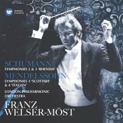 Schumann & Mendelssohn: Symphonies - Franz Welser-Möst