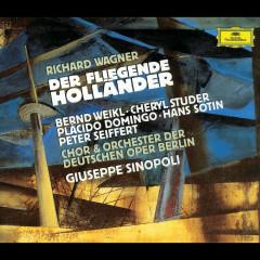 Wagner: Der fliegende Holländer - Orchester der Deutschen Oper Berlin, Giuseppe Sinopoli