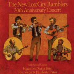 20th Anniversary Concert (Live / 1978) - The New Lost City Ramblers
