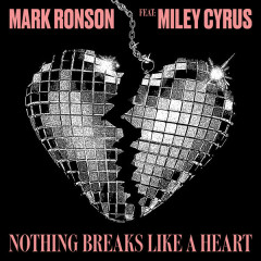 Nothing Breaks Like A Heart (Single) - Mark Ronson