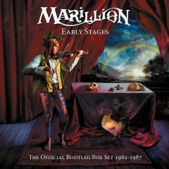 Early Stages: Official Bootleg Box Set 1982-1987 - Marillion