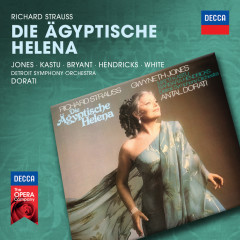 Strauss, R.: Die Ägyptische Helena - Gwyneth Jones, Matti Kasty, Dinah Bryant, Barbara Hendricks, Sir Willard White