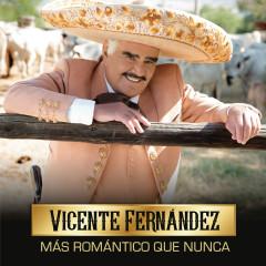 Más Romántico Que Nunca - Vicente Fernández
