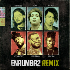Enrumba2 (Remix) - Argüello, Mik Mish, L'Omy, Jiggy Drama, Kevin Florez