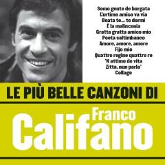 Le pìu belle canzoni di Franco Califano - Franco Califano