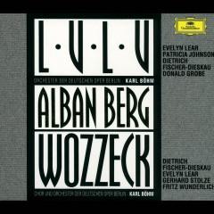 Berg: Lulu & Wozzeck - Chor der Deutschen Oper Berlin, Orchester der Deutschen Oper Berlin, Karl Böhm