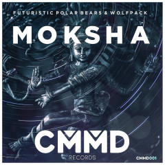 Moksha (Single) - Futuristic Polar Bears, Wolfpack