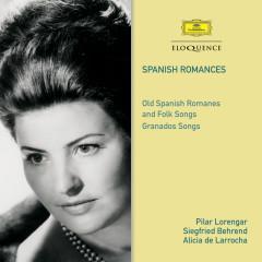 Spanish Romances - Pilar Lorengar, Alicia De Larrocha, Siegfried Behrend, Richard Klemm
