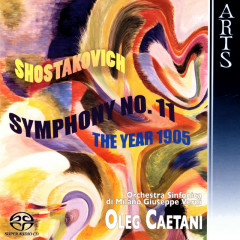 Shostakovich: Symphony No. 11, Op. 103 - Orchestra Sinfonica di Milano Giuseppe Verdi, Oleg Caetani