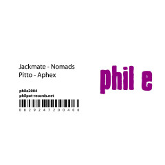 Nomads / Aphex - Jackmate, Pitto
