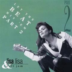 Let The Beat Hit 'Em (Part 2) EP - Lisa Lisa & Cult Jam
