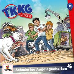 012/Schmierige Angelegenheiten - TKKG Junior
