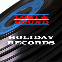 Lost & Found - Holiday Records - Various Artists