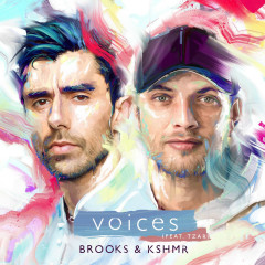 Voices (feat. TZAR) - Brooks, KSHMR, Tzar