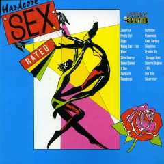 Hardcore Sex Rated - Various Artists