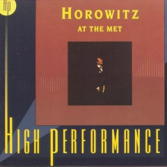 Horowitz at the Met - Vladimir Horowitz