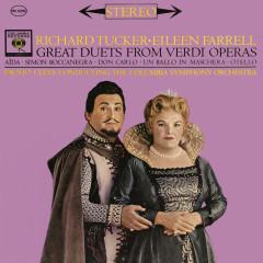 Richard Tucker and Eileen Farrell - Great Duets from Verdi Operas - Richard Tucker