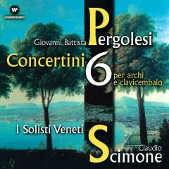 Sei Concertini per archi e clavicembalo - Claudio Scimone, I Solisti Veneti