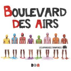 Les appareuses trompences - Boulevard Des Airs